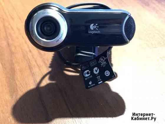 Веб-камера Logitech Петропавловск-Камчатский