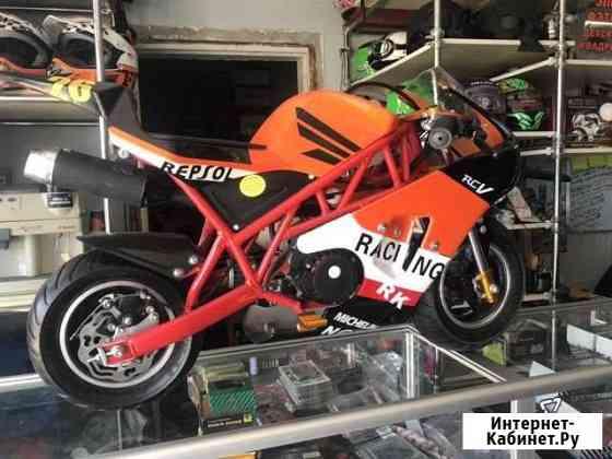 Мотоцикл спортивный Керчь