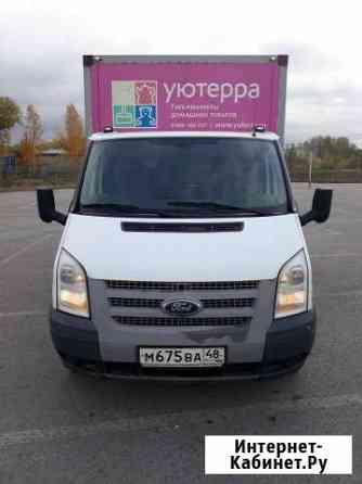 Ford Transit 2.2МТ, 2013, фургон Липецк