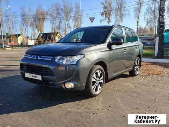 Mitsubishi Outlander 2.0CVT, 2014, внедорожник Брянск