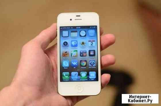 Продам iPhone 4S, 8Gb Комсомольск-на-Амуре