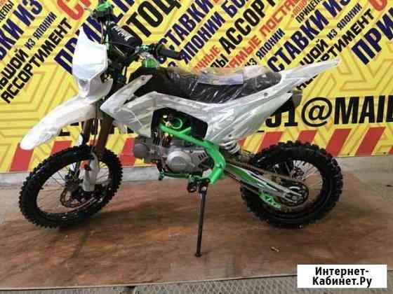 Кроссовый мотоцикл Motoland apex 125 (новый) Старый Крым