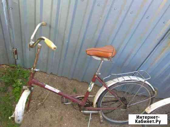 Салют велосипед и в зрослики аист Юрьев-Польский