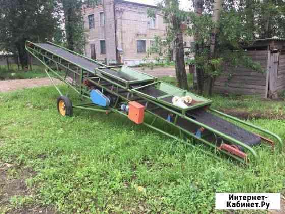 Транспортёр ленточный 9х600 Благовещенск