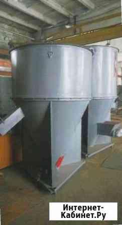 Бункер-смеситель шнековый вертикальный св-2,3 Оренбург