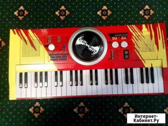 Детский синтизатор synth - mixer Майкоп