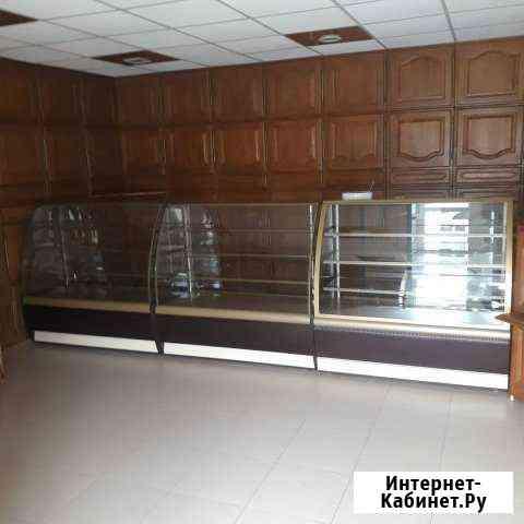 Кондитерская холодильная витрина Carboma-1,3 Люкс Тверь