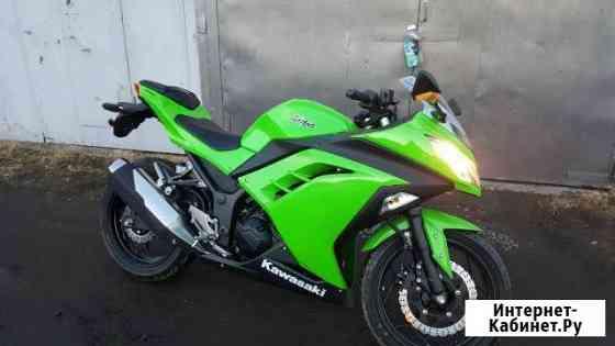 Kawasaki 300 Санкт-Петербург