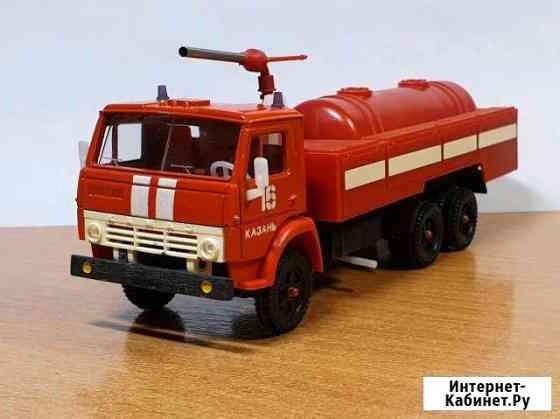 Модель автомобиля - Камаз 53213 Пожарный Великий Новгород