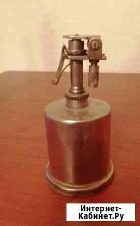 Настольная бензиновая зажигалка Чита