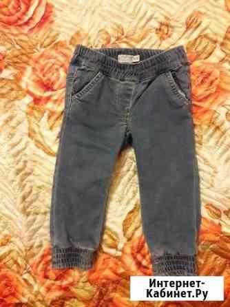 Продам джинсы на девочку в отличном состоянии Воронеж