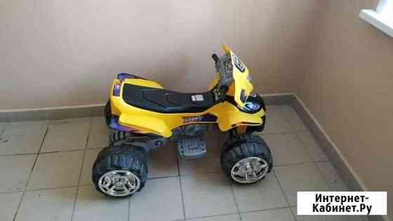 Ремонт детских электромобилей Рязань