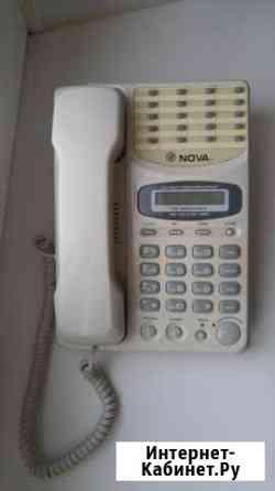 Телефон стационарный проводной Nova RX-3535 Москва