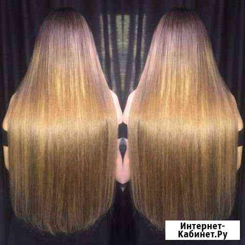 Наращивание волос Липецк