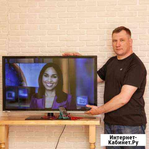 Качественный ремонт телевизоров на дому Екатеринбург