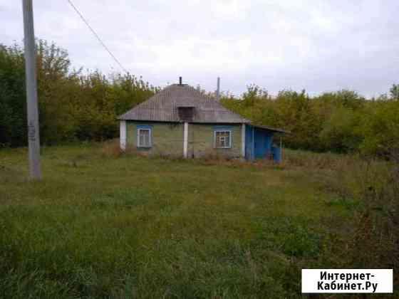 Дом 57 кв.м. на участке 50 сот. Острогожск