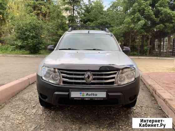 Renault Duster 1.6МТ, 2014, внедорожник Брянск