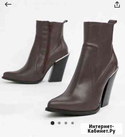 Кожаные ботинки ASOS Якутск
