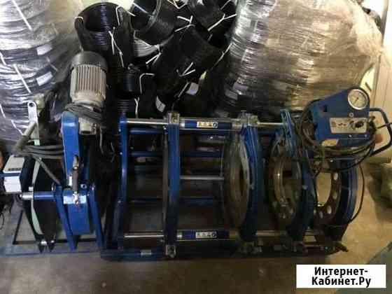Машина стыковой сварки PT 500 HP CNC Балакирево