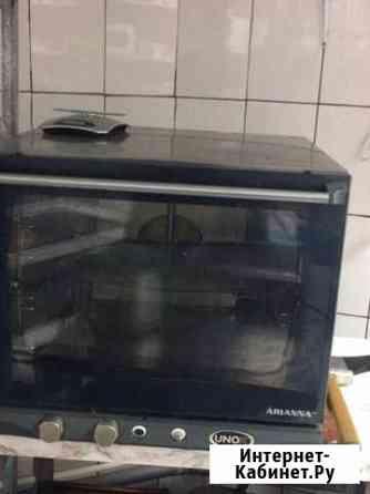 Печь конвекционная unox 4 уровня Самара