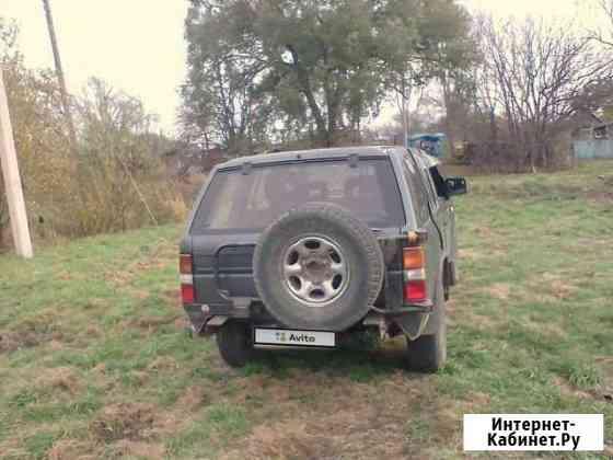 Nissan Terrano 2.7AT, 1991, внедорожник Новосысоевка