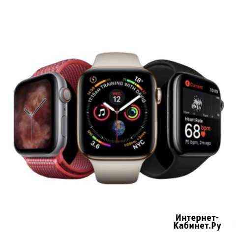 Часы Apple Watch Series 4/3 (Гарантия Магазин) Ижевск