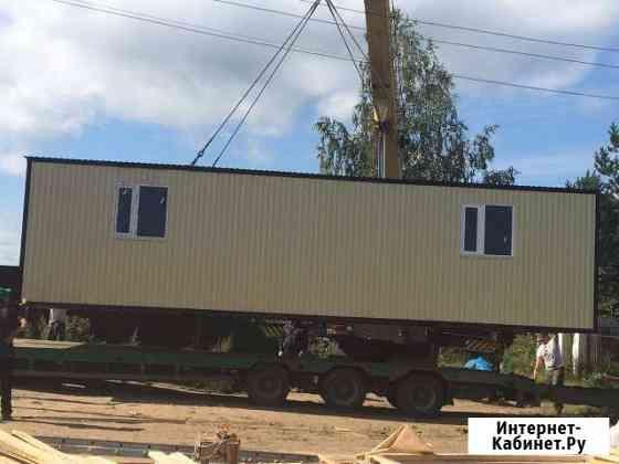 Бытовка, дачный домик в наличии как Пермь