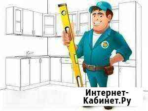 Сборщик-установщик корпусной мебели Томск