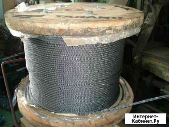 Канат для манипулятора 9мм трос грузовой Нарьян-Мар