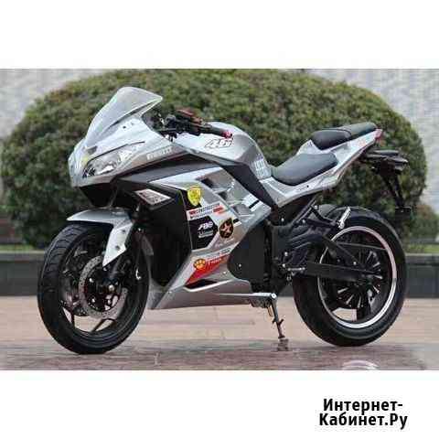 Электрический мотоцикл Иркутск