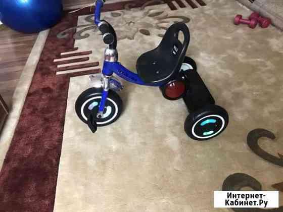 Детский велосипед трёхколесный Черкесск
