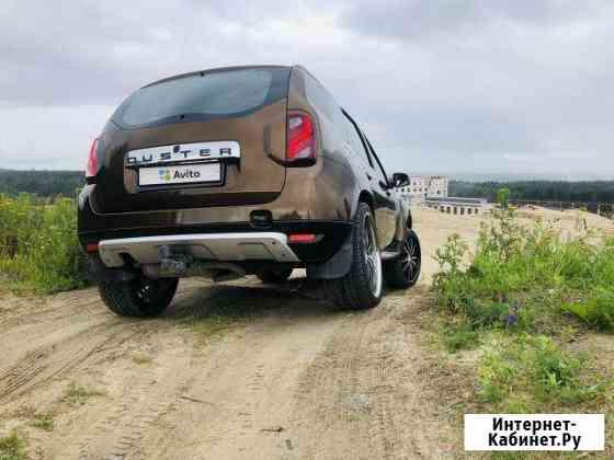 Renault Duster 2.0МТ, 2012, внедорожник Петрозаводск