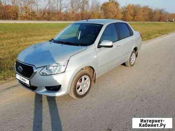 Datsun on-DO 1.6МТ, 2015, седан Елец