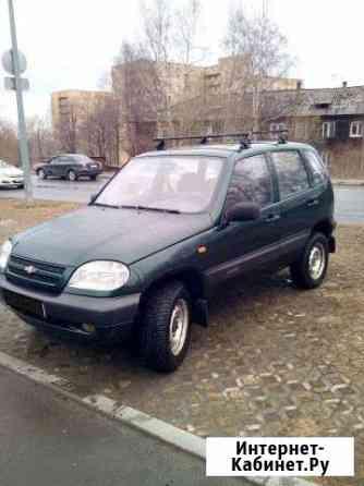 Chevrolet Niva 1.7МТ, 2005, внедорожник Петрозаводск