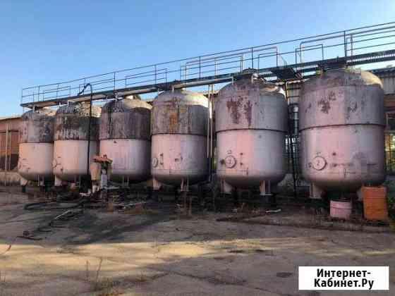 Емкость цистерна резервуар бочка Махачкала