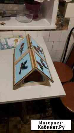 Кормушка для птиц Вичуга