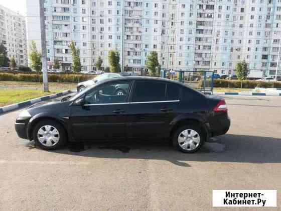 Renault Megane 1.6AT, 2007, седан Липецк