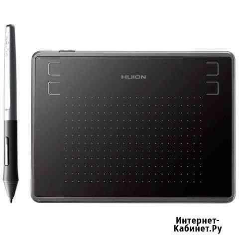 Планшет для рисования Huion H430P Чита