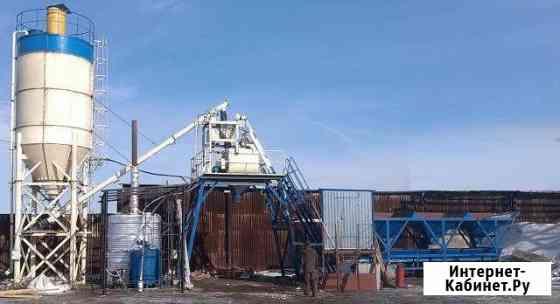 Бетонный завод Тюмень