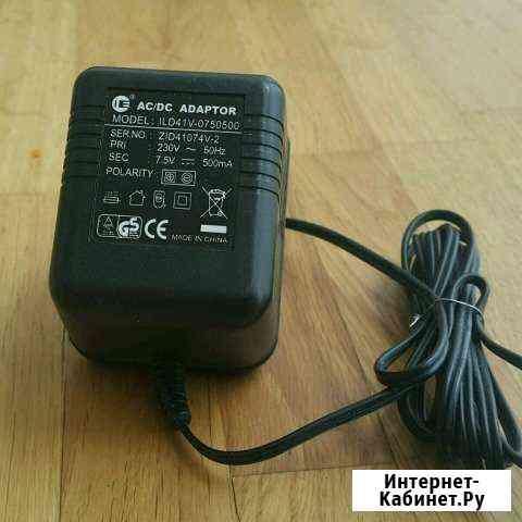 Зарядное устройство Ni-CD/Ni-MH аккумуляторов Екатеринбург