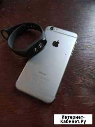 Продам iPhone 6 и Mi band 4 Орджоникидзевская