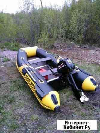 Продам лодку пвх с мотором parsun 9.8 л. с Сегежа