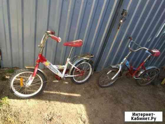 Велосипед Юрьев-Польский