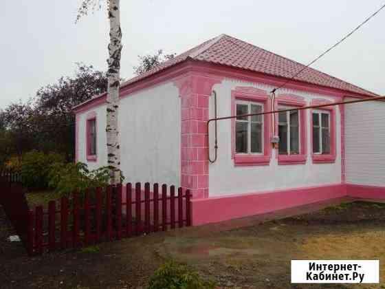 Дом 83 кв.м. на участке 62 сот. Острогожск
