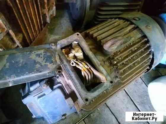 Электродвигатель крановый mtf312 11квт. х 705об Ульяновск