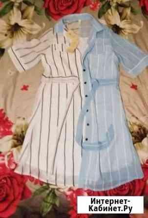 Платье- рубашка Севастополь