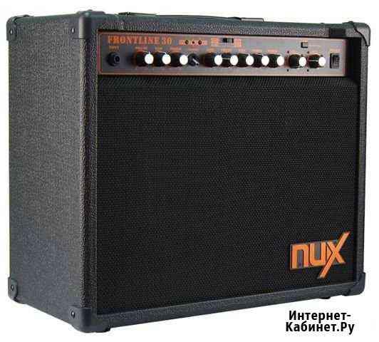 NUX Frontline 30 комбоусилитель Находка