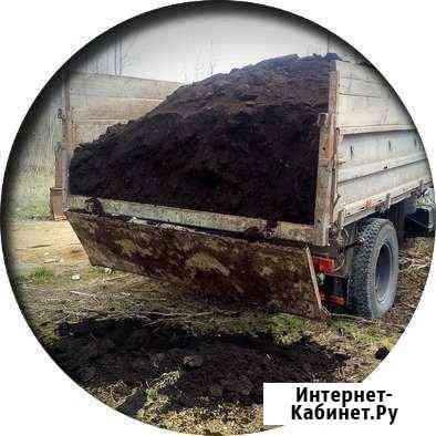 Песок, щебень, пгс, торф, земля, отсев, плитняк Великий Новгород