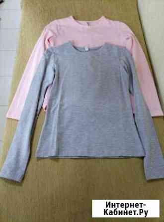 2 футболки с длинным рукавом S-cool рр146 Ижевск