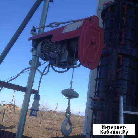 Лебедка электрическая HE 200 Грозный